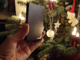 USB-Stick, Externe Festplatten zu Weihnachten schenken