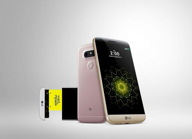 LG G5 und Samsung Galaxy S7 (Edge) vorgestellt