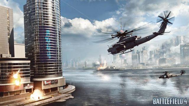 Welche Hardware benötige ich für Battlefield 4?