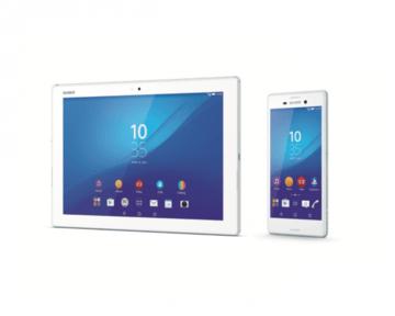 Sony Xperia M4 Aqua und Z4 Tablet kommen auf den Markt