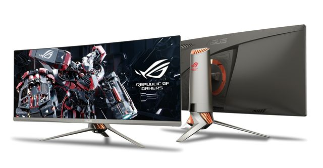 Asus ROG Swift PG348Q kommt in den Handel