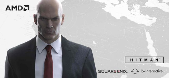 Hitman gratis im AMD-Bundle - The Divison im GTX-Bundle