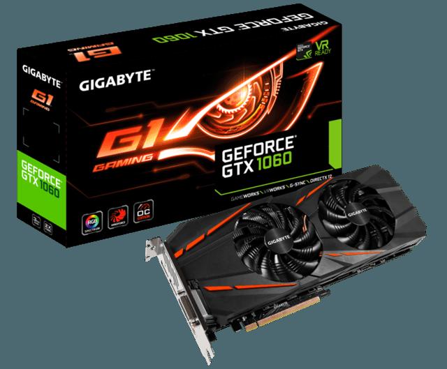 Konkurrenz zur AMD RX 470: Nvidia stellt die Geforce GTX 1060 mit 3 GB vor