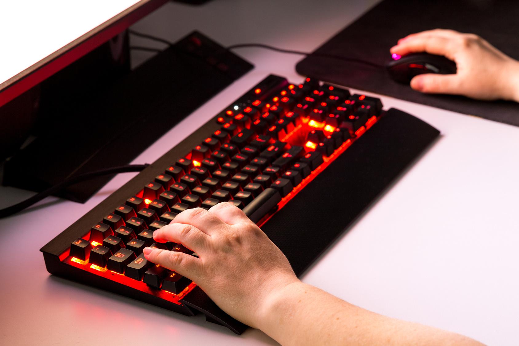 Die besten Gaming-Tastaturen - Test 2019