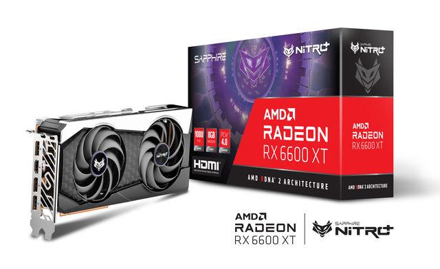 Die besten AMD Radeon RX 6600 XT Grafikkarten - Test 2021