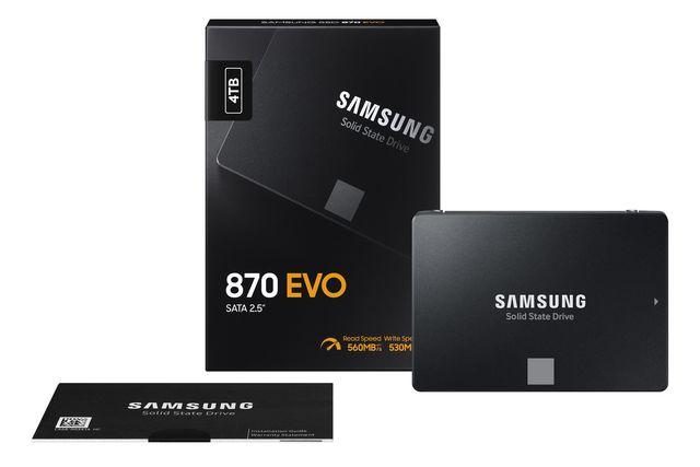 Die besten 4 TB SSDs - Test 2021
